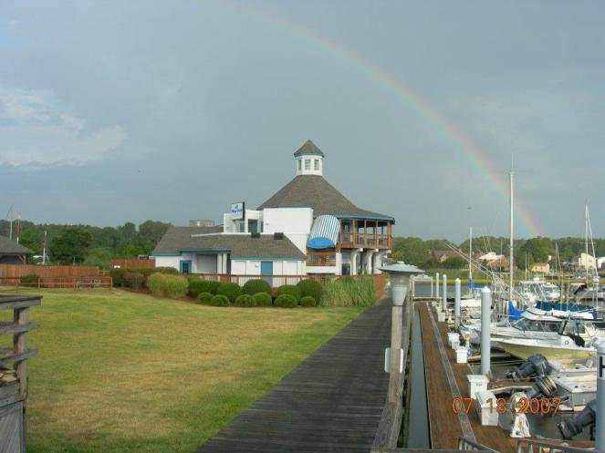 salt pond marina va