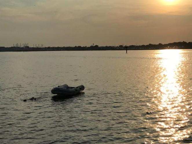 June 11 dingy-rescue a