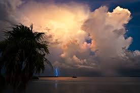 everglades lightening